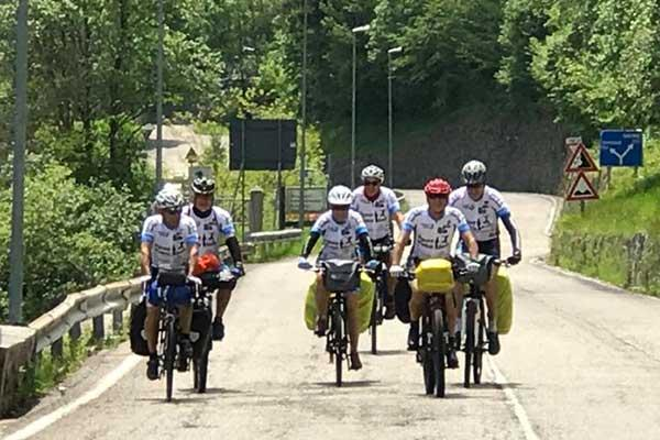 The Austro-Hungarian cycle route of Sport Emotion
